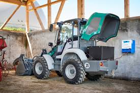 is electric drive a reality for mainstream tractors future farming