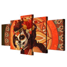 Day Of The Dead Home Decor Online Buy Wholesale Day Of Dead Mask From China Day Of Dead Mask
