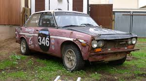classic datsun 510 lemons team eyesore racing is selling the datsun 510 rally car