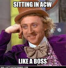 Call Center Meme - like a boss call center memes
