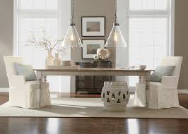 ethan allen dining dining room transitional with blue and white