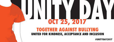 unity day wednesday october 24 2018 national bullying