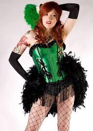 Burlesque Halloween Costumes 52 Hens Flapper Burlesque Images