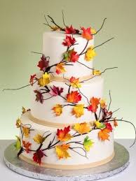 fall wedding cakes picture of awesome fall wedding cakes