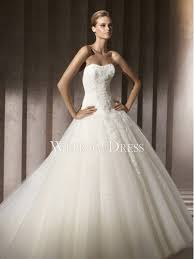gown a line sweetheart strapless dropped waistline ivory lace