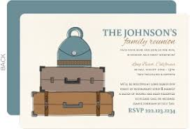 cheap reunion invitations invite shop