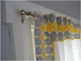 White And Yellow Curtains Yellow Black And White Kitchen Curtains Gopelling Net