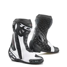 sport bike motorcycle boots tcx white black rt race boots 7655 bine 44 sport bike motorcycle