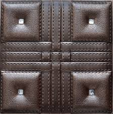 leather walls buy faux leather panels online discount with wall tiles decor 16