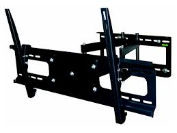 Lcd Tv Wall Mount Stand Stable Series Full Motion Wall Mount For Large 37 70 In Tvs Up To