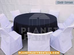 black and white chair covers chair covers table cloths linens runners and diamonds tables