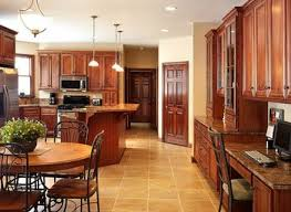 Open Kitchen Dining Room Remodelaholic Creating An Open Kitchen And Dining Room