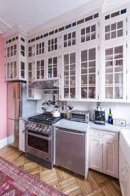 Apartment Therapy Kitchen Cabinets 142 Best Cool Tiny Kitchens Images On Pinterest Tiny Kitchens
