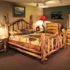 log bedroom furniture colorado aspen home aspen log furniture and