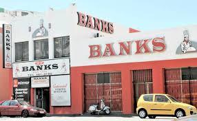 banks shop