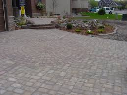 Driveway Repaving Cost Estimate by Pavers Driveway Cost Garden Design