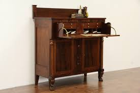 Standing Desk With Drawers by Sold Secretaries Harp Gallery Antiques