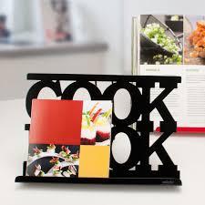 tablette special cuisine lutrin de cuisine métal noir achat vente porte livre de