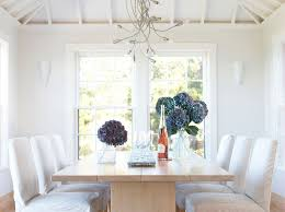 modern shabby chic farmhouse dining room to clearly moger