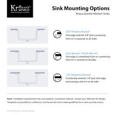 granite kitchen sink combinations kraususa com