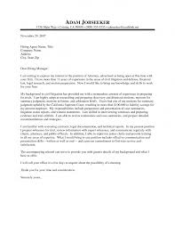 Template Cover Letter For Resume Cv Cover Letter Lawyer With Law Firm Cover Letter Example Free