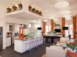 beach house open kitchen and living room 48154 house decoration