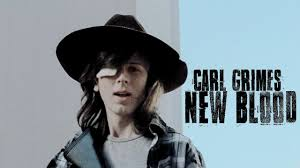 Carl Grimes Halloween Costume Carl Grimes Blood