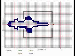 minecraft dragon blueprints youtube