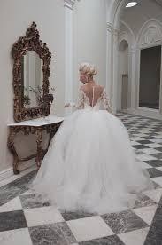 wedding dresses fluffy 21 ridiculously stunning sleeved wedding dresses