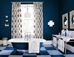 uncategorized kühles badezimmer dunkelblau und landhausstil im - Badezimmer Dunkelblau