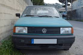 classic volkswagen station wagon is the volkswagen polo coupé a future classic ran when parked