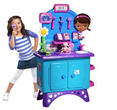 doc mcstuffins get better checkup center playset toys