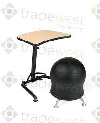 Student Desk Clipart Energi Sit Stand Student Desk New