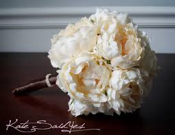 Silk Wedding Bouquet Amazing Silk Bridal Bouquet With Silk Wedding Bouquet Creamy