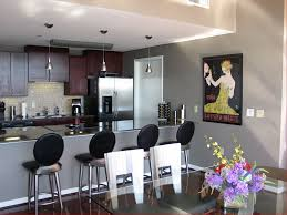 Kitchen Island As Table by Kitchen Charming Kitchen Island With Chrome Bar Stools As