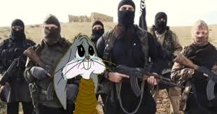 isis threatens behead bugs bunny demands met
