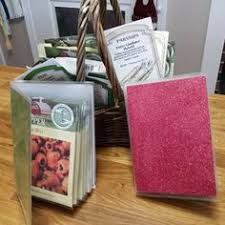inexpensive photo albums wooden seed storage box rodale s the bbg seed