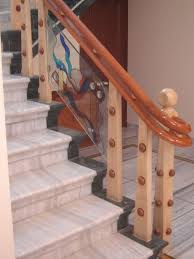 Types Of Banisters Glass And Wood Railing Design Best 25 Glass Stair Railing Ideas On