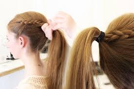 Einfache Frisuren by Einfache Anleitungen Für Schicke Frisuren Für Den Alltag
