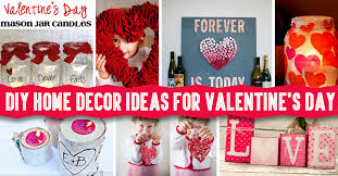 s day decoration diy home decor ideas for s day diy projects