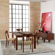36 x 72 dining table saloom ari 36 x 72 rectangular maple smooth top custom dining table