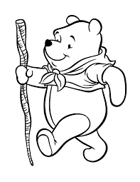 coloring page winnie the pooh coloring pages 110