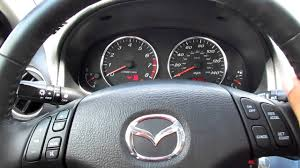 2006 mazda 6 manual trans 5 speed start up and walk around with v