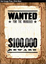 awesome wanted posters templates gallery formal letterhead template