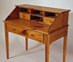 custom made shaker white pine writing desk by white sands custom