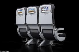 Economy Comfort Class Review Icelandair U0027s Saga Business Class Airlines And Destinations