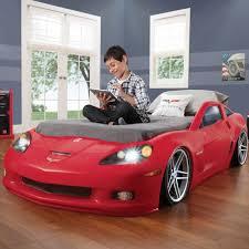 chambre voiture garcon lit enfant voiture corvette chevrolet achat vente structure