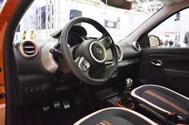 renault twingo 2015 interior renault twingo gt bologna motor show live