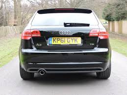 audi a3 wagon used 2011 audi a3 sportback tdi s line black edition for sale in