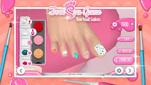 foot spa game u2013 toe nail salon android apps on google play